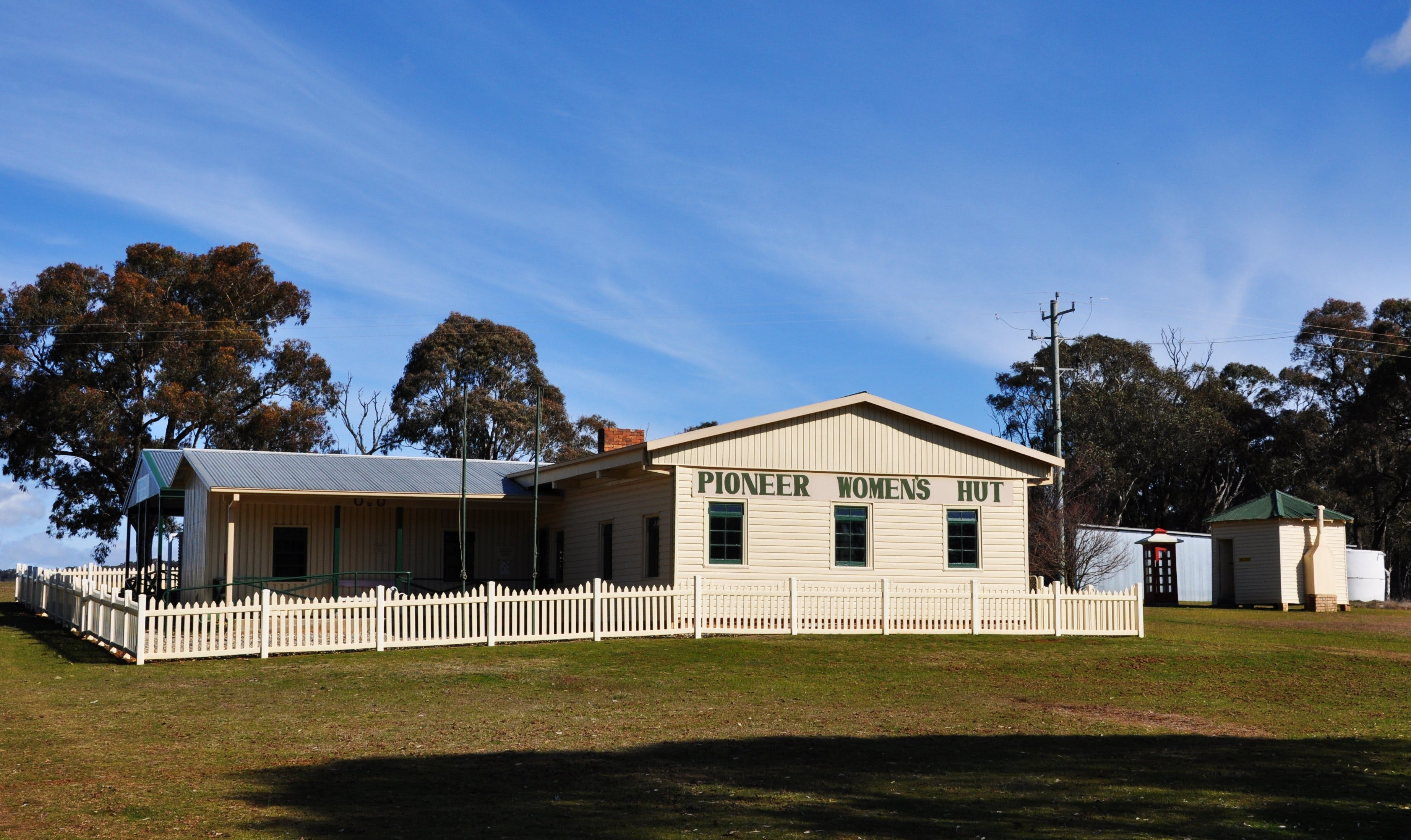 Pioneer Women's Hut Museum - VIC Tourism