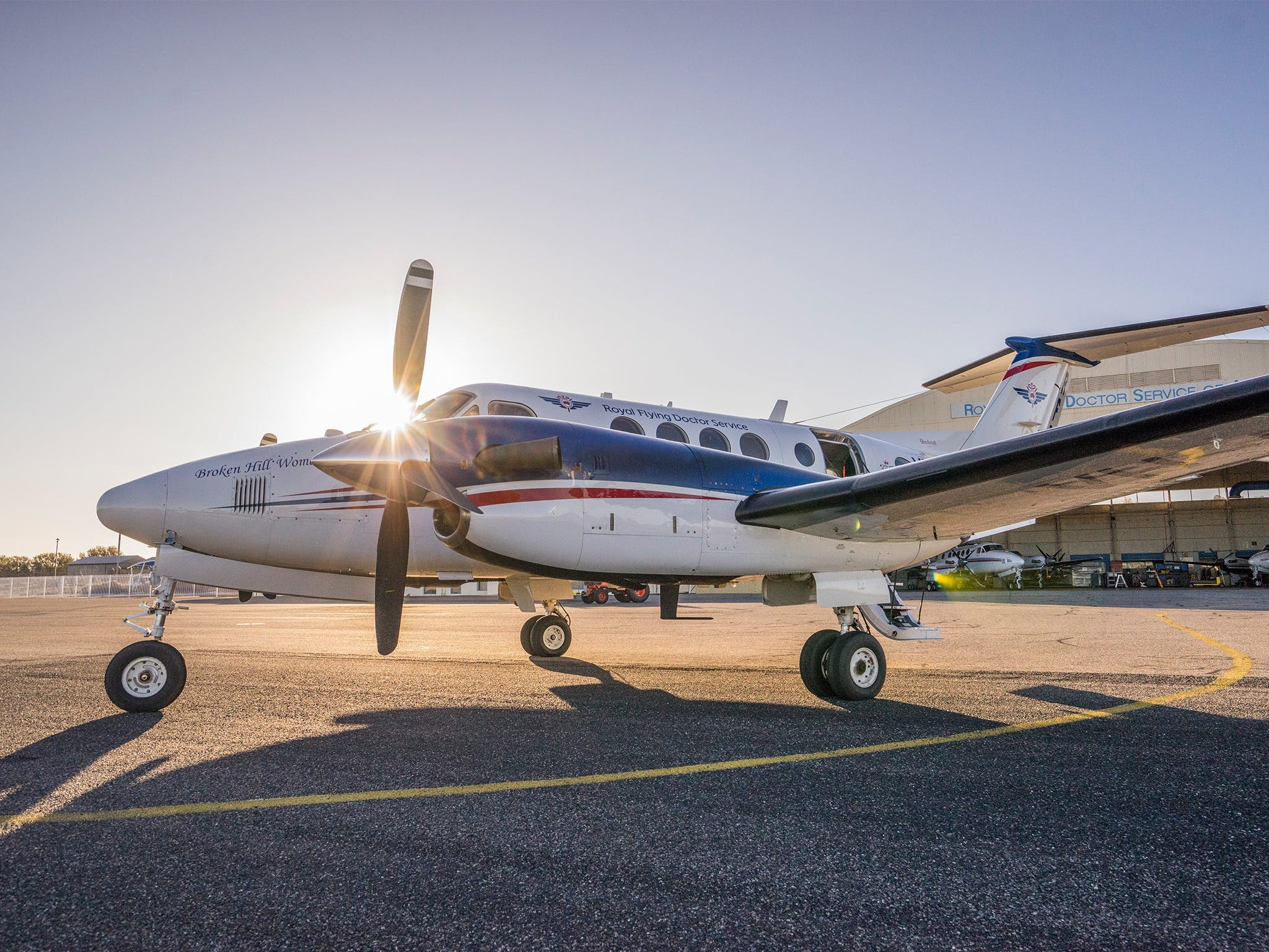 The Royal Flying Doctor Service Outback Experience in Broken Hill - VIC Tourism