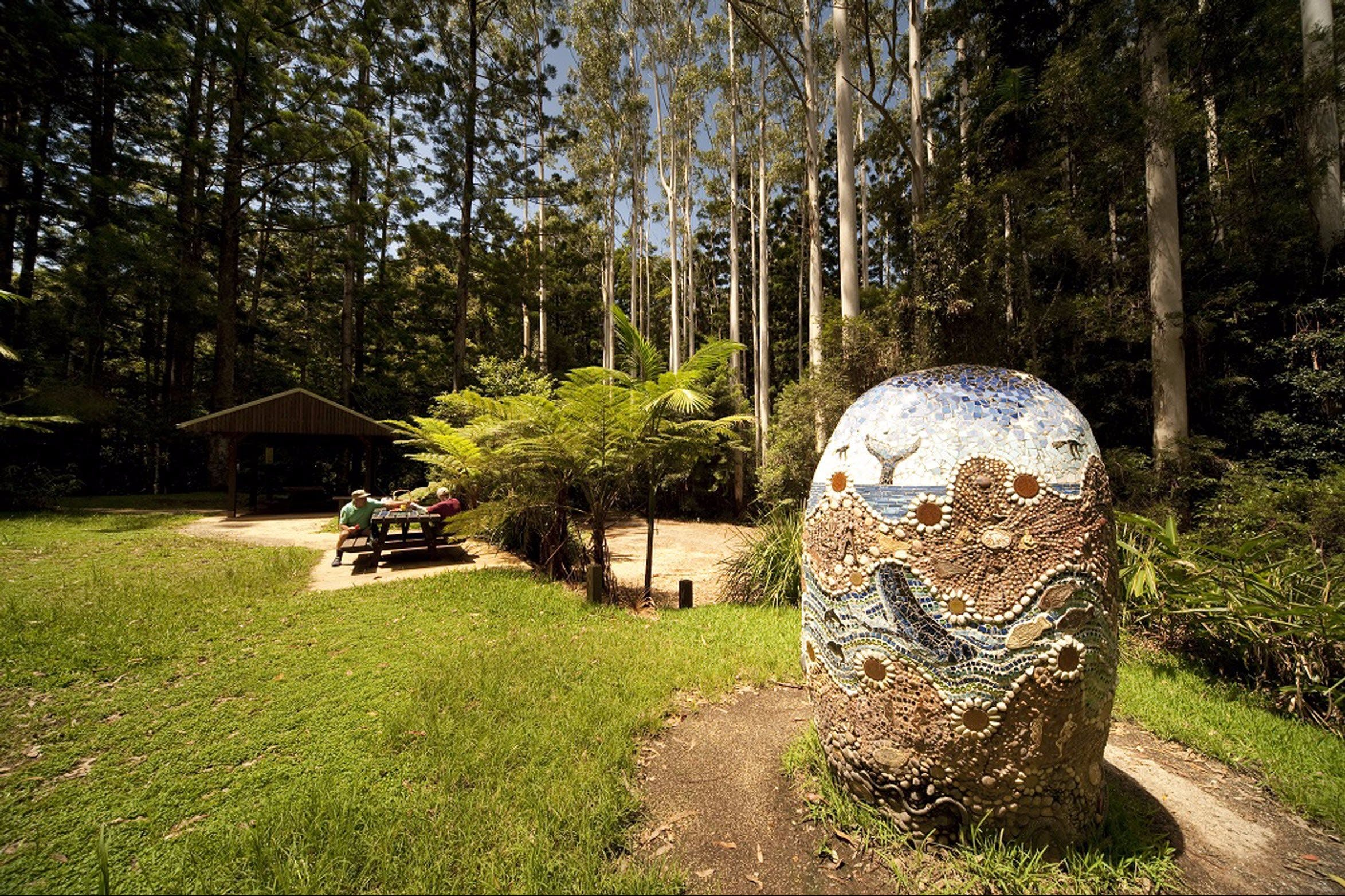The Pines Picnic Area - VIC Tourism