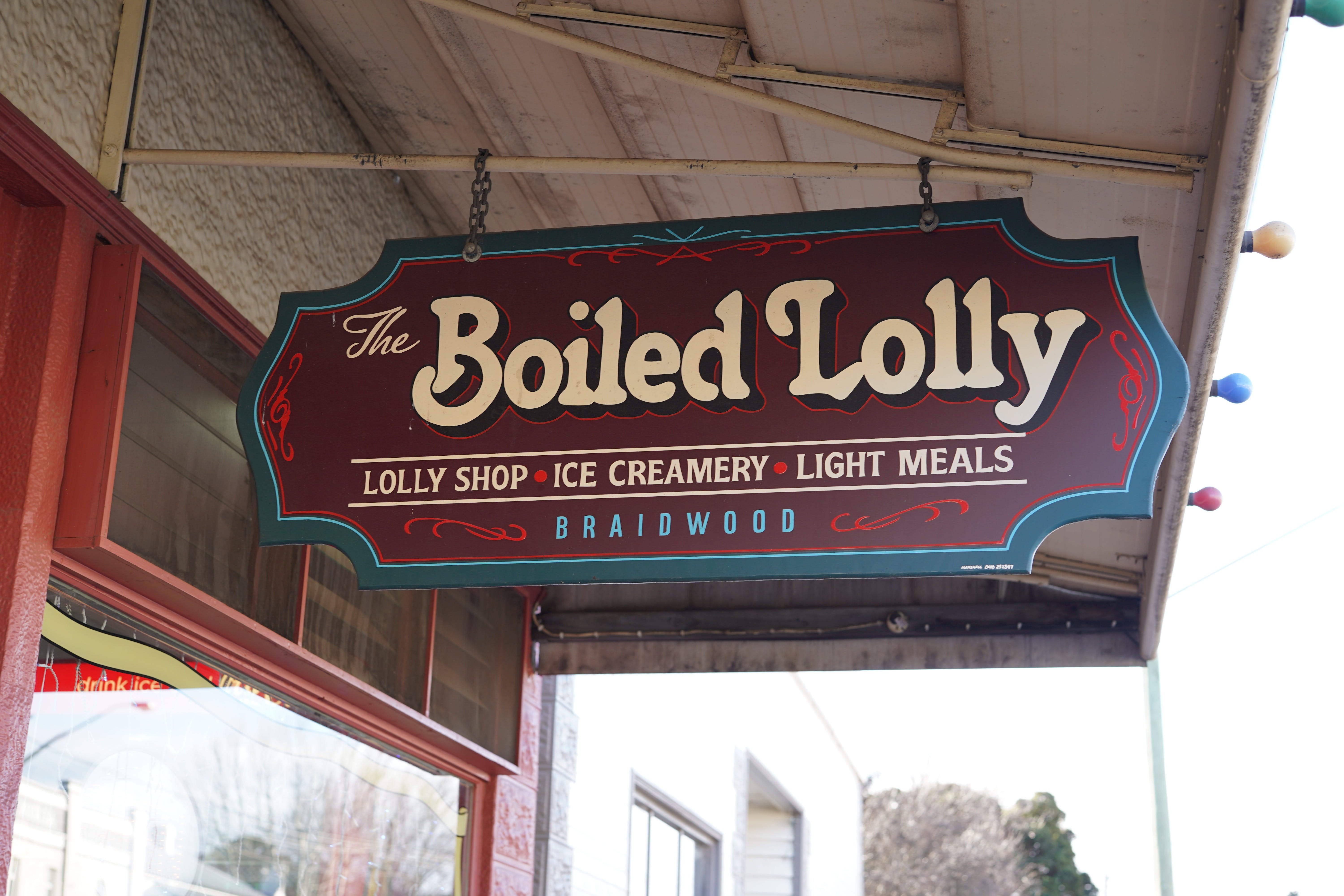 The Boiled Lolly - VIC Tourism