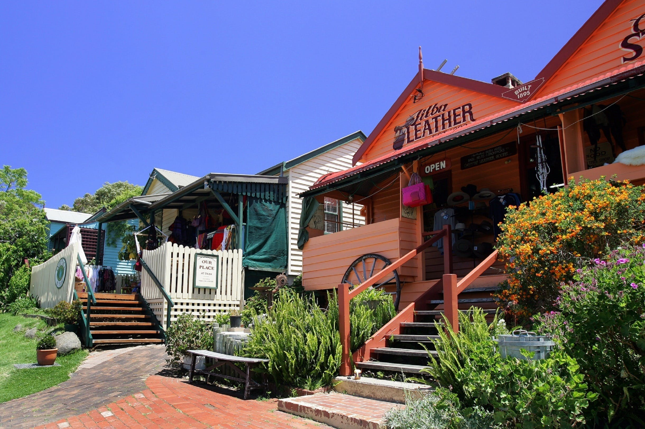 The Tilba District Heritage Areas - VIC Tourism