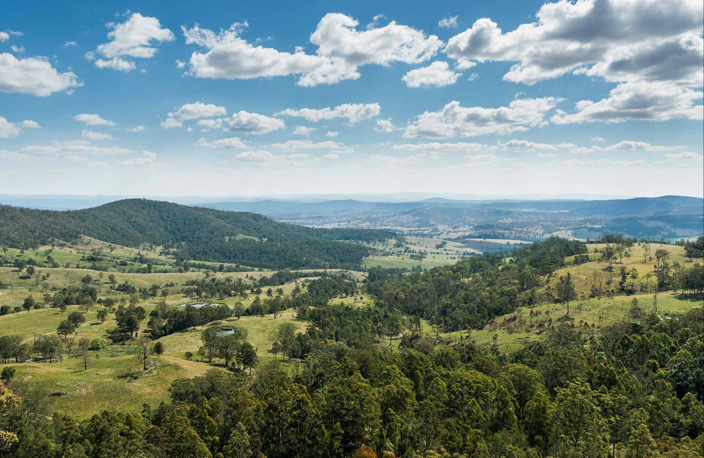 Tooloom Lookout - VIC Tourism