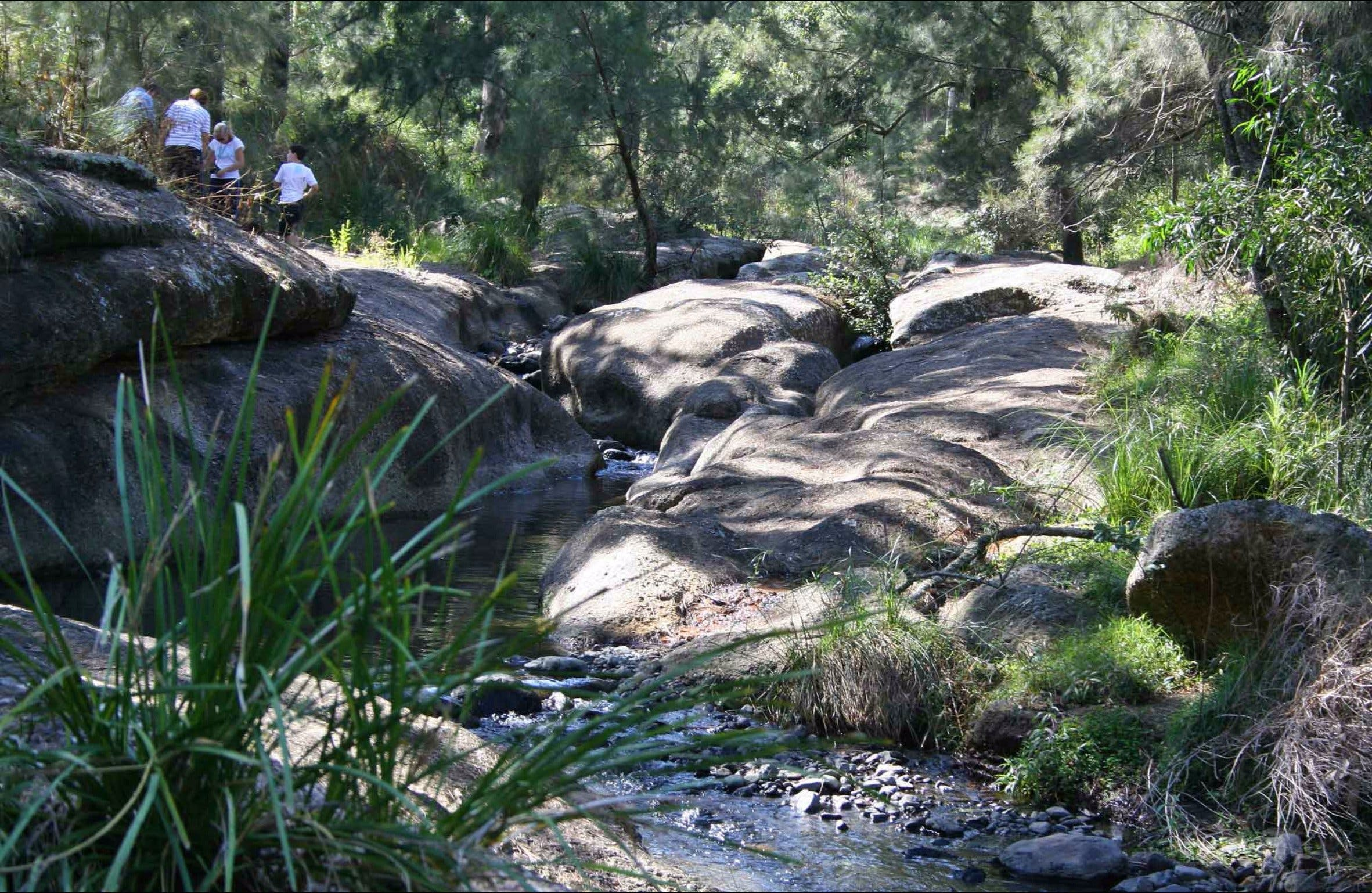 Washpools waterhole - VIC Tourism