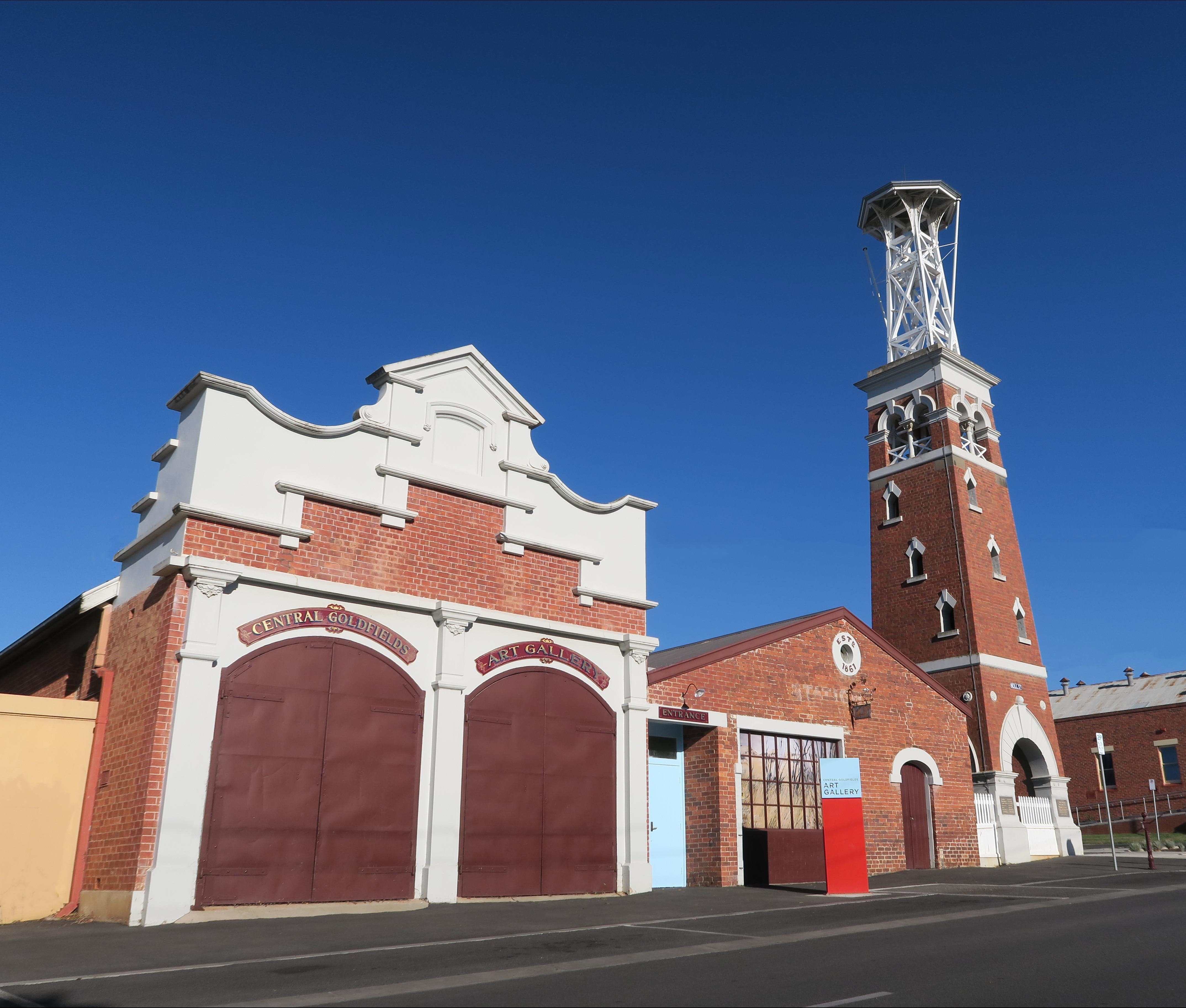 Central Goldfields Art Gallery - VIC Tourism