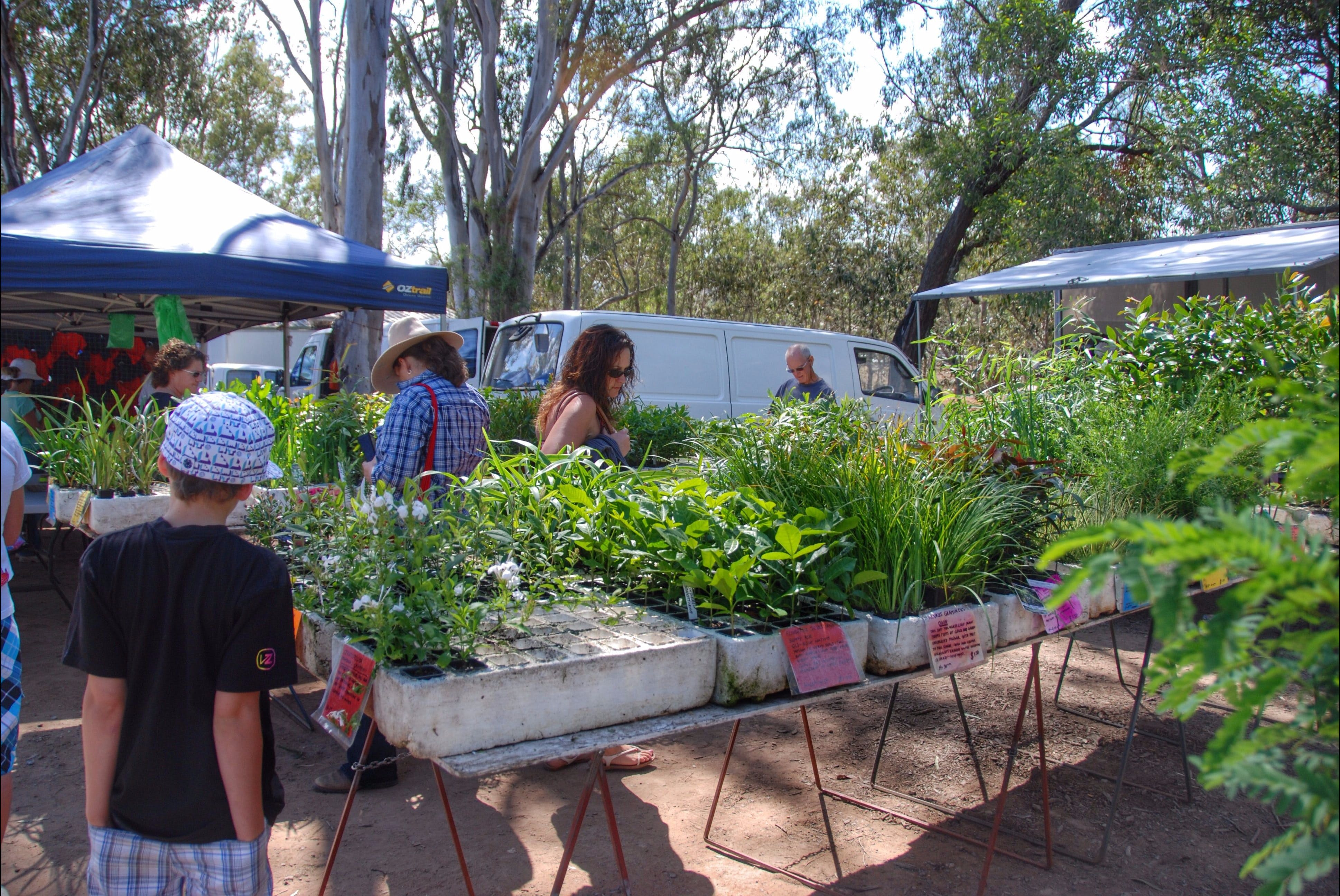 Fernvale Country Markets - VIC Tourism