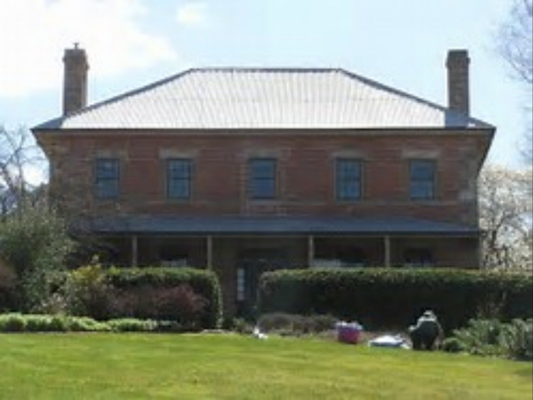 Harpers Mansion - VIC Tourism