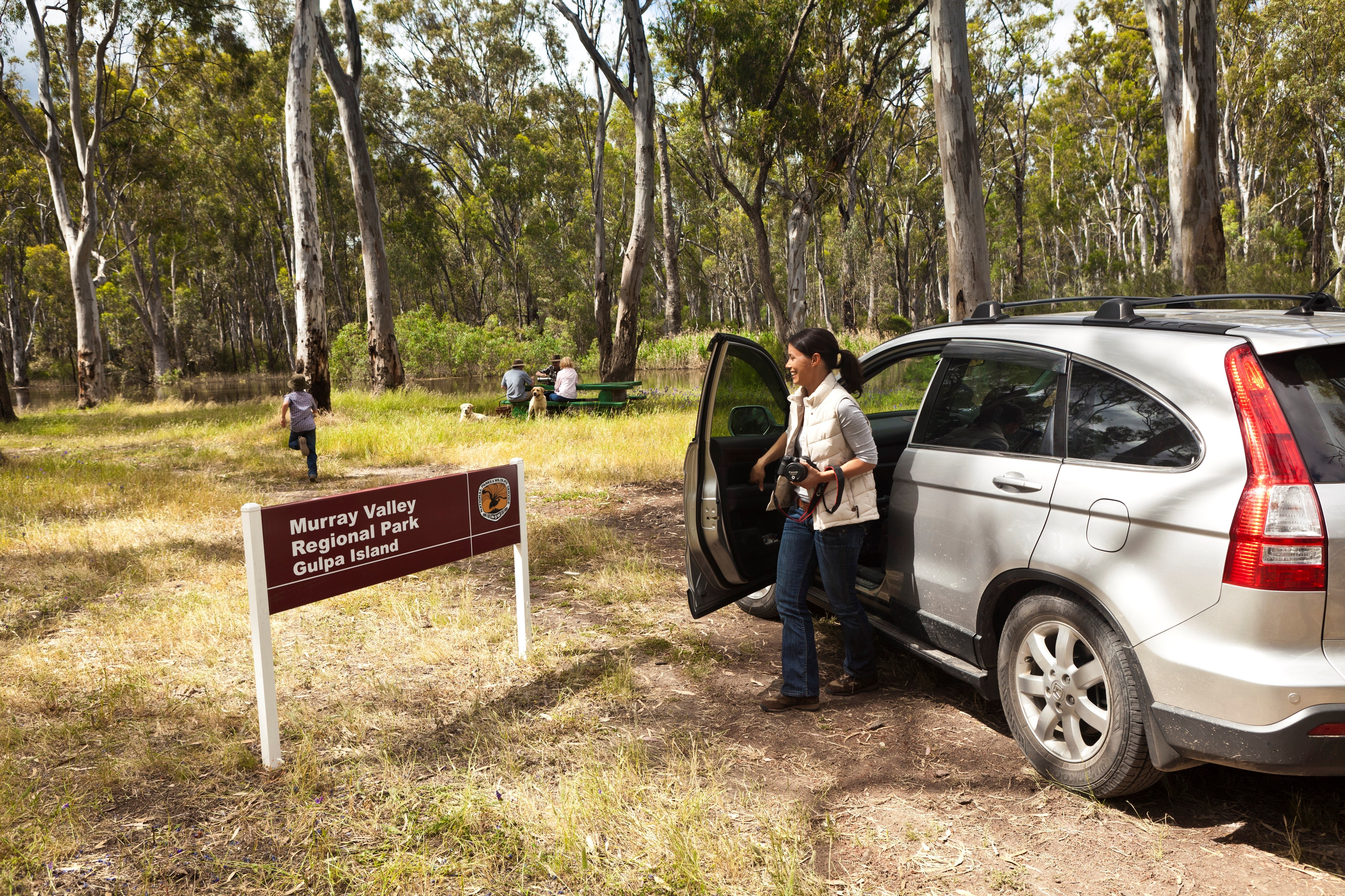 Murray Valley Regional Park - VIC Tourism