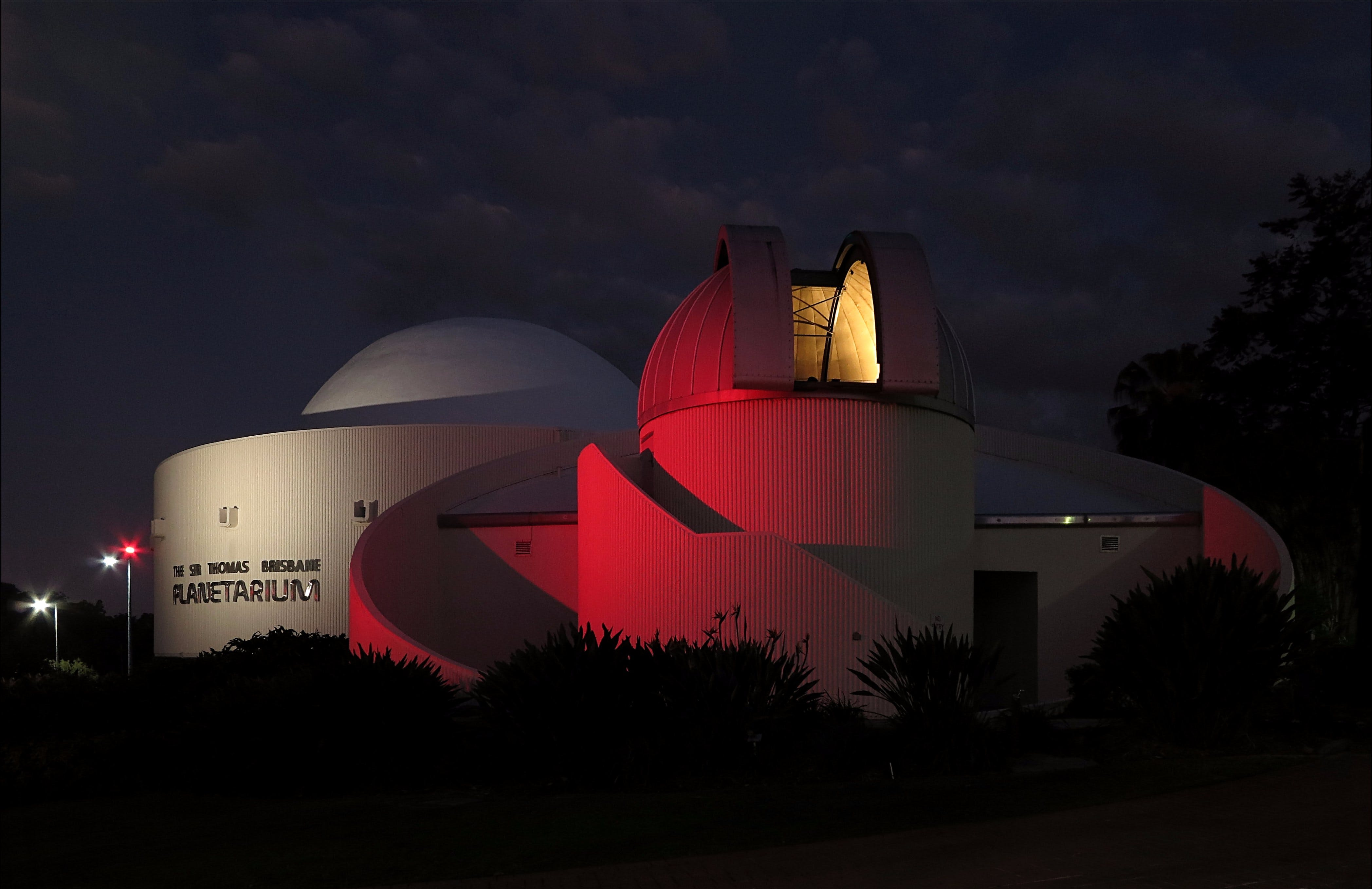 Sir Thomas Brisbane Planetarium - VIC Tourism