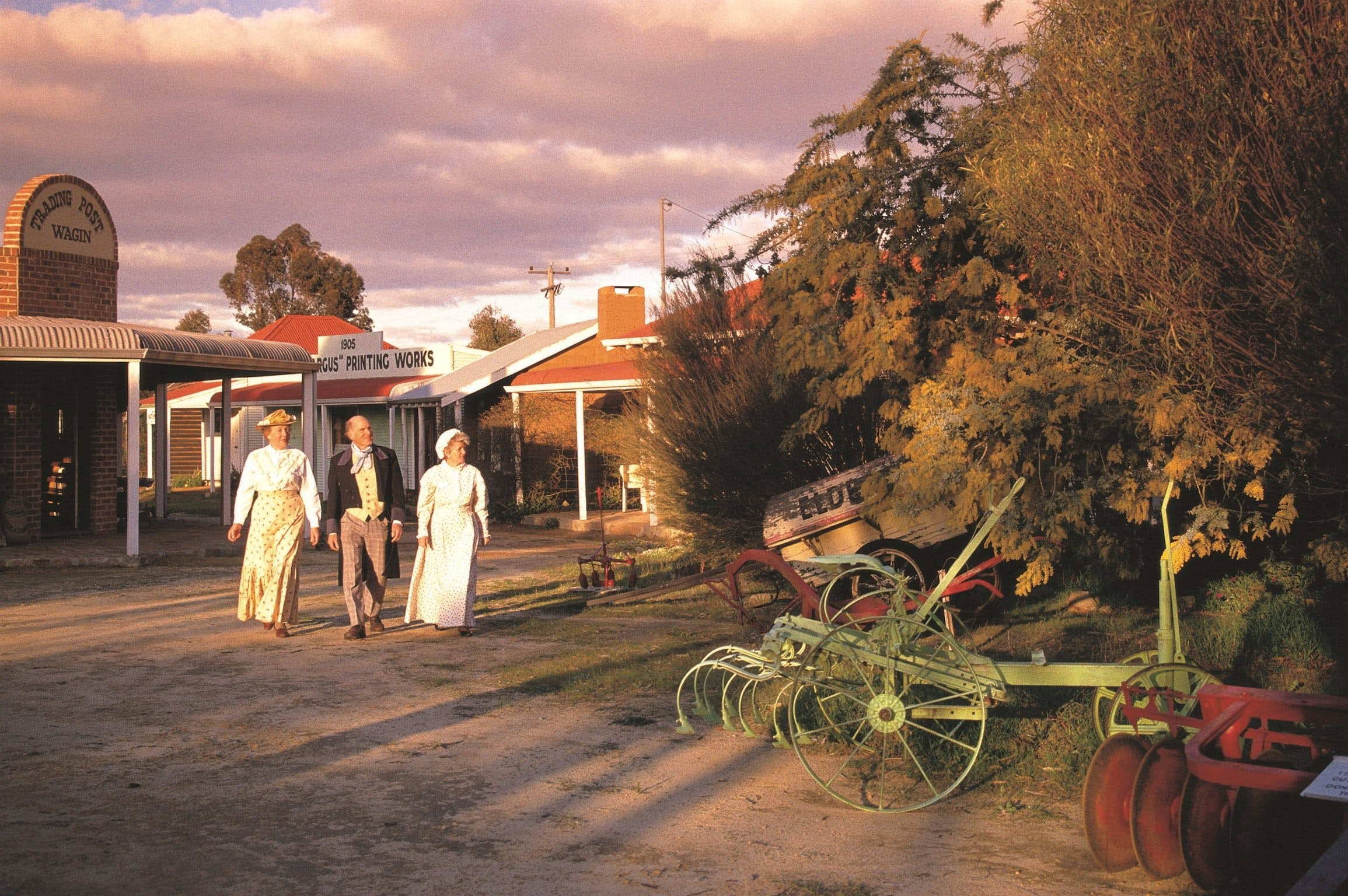 Wagin Historical Village - VIC Tourism