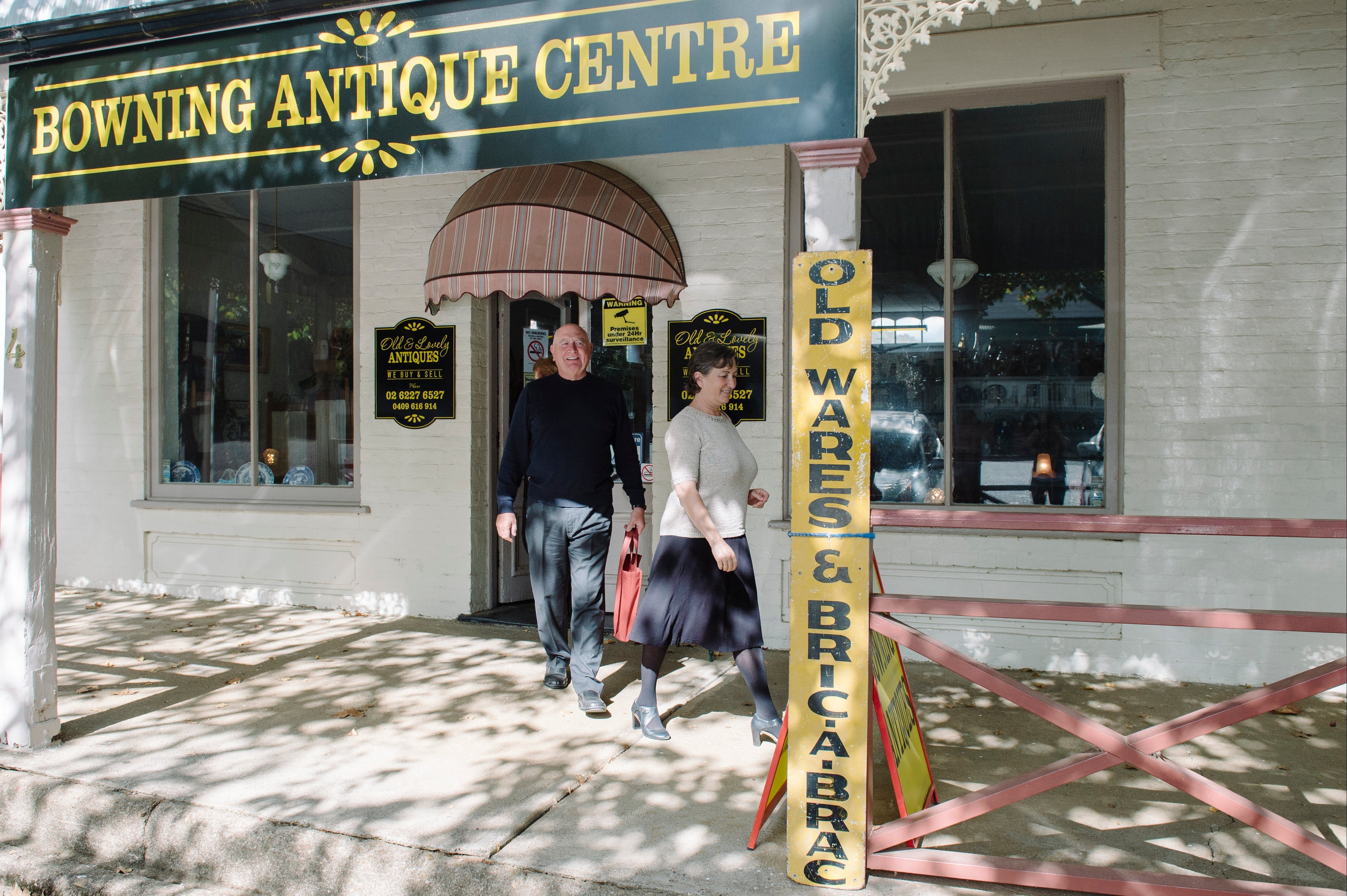 Bowning Antique Centre - VIC Tourism