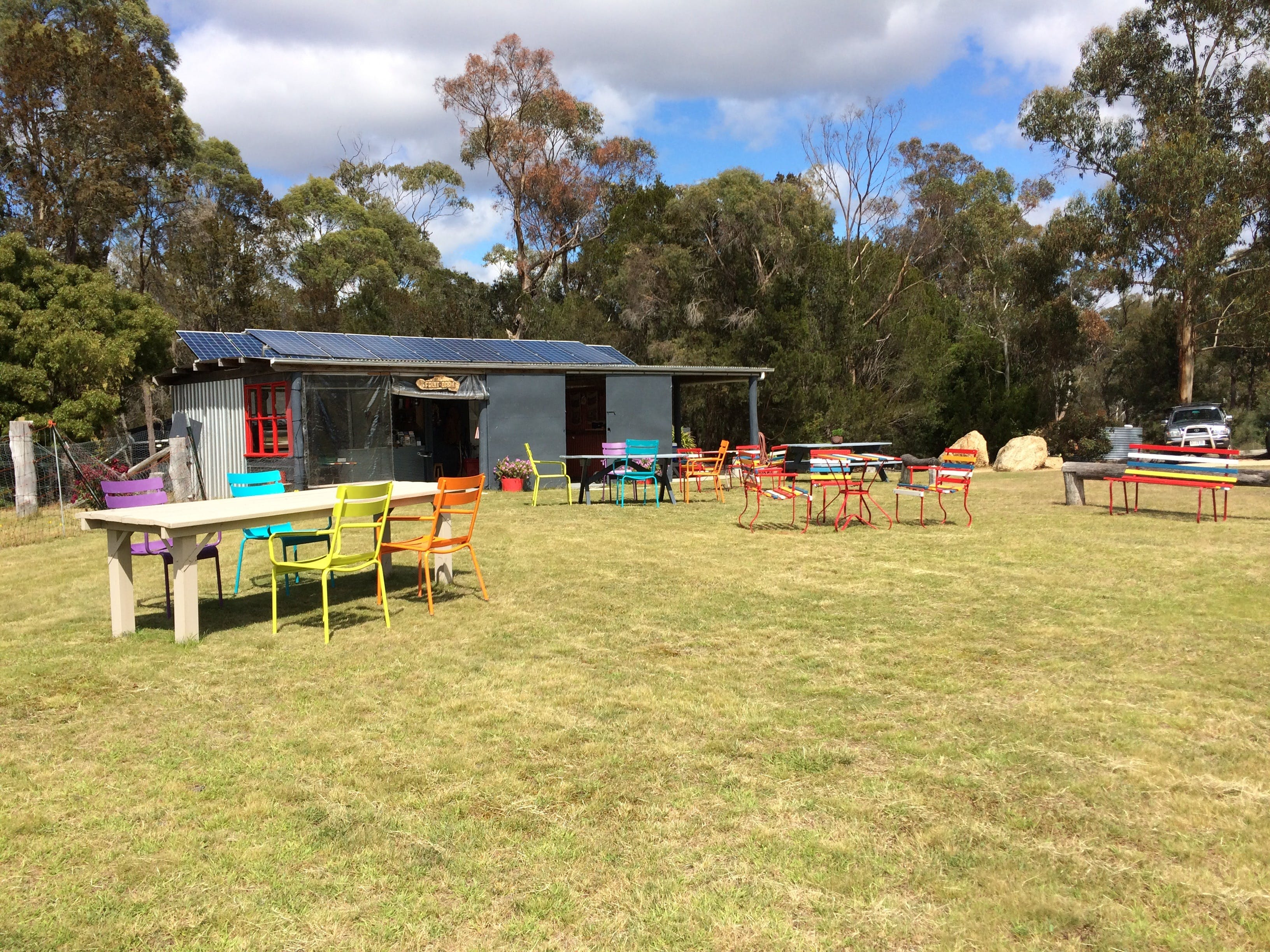 Cerisebrook Orchard and Family Golf - VIC Tourism