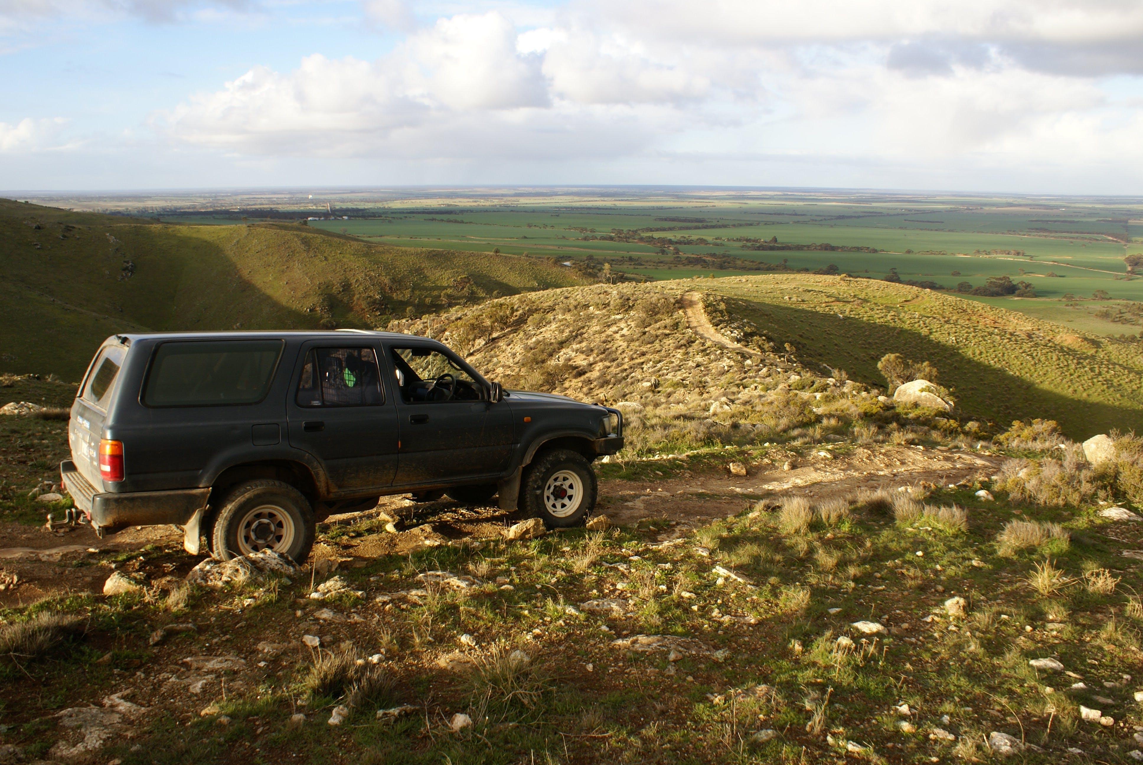 Eagle View 4WD Track - VIC Tourism
