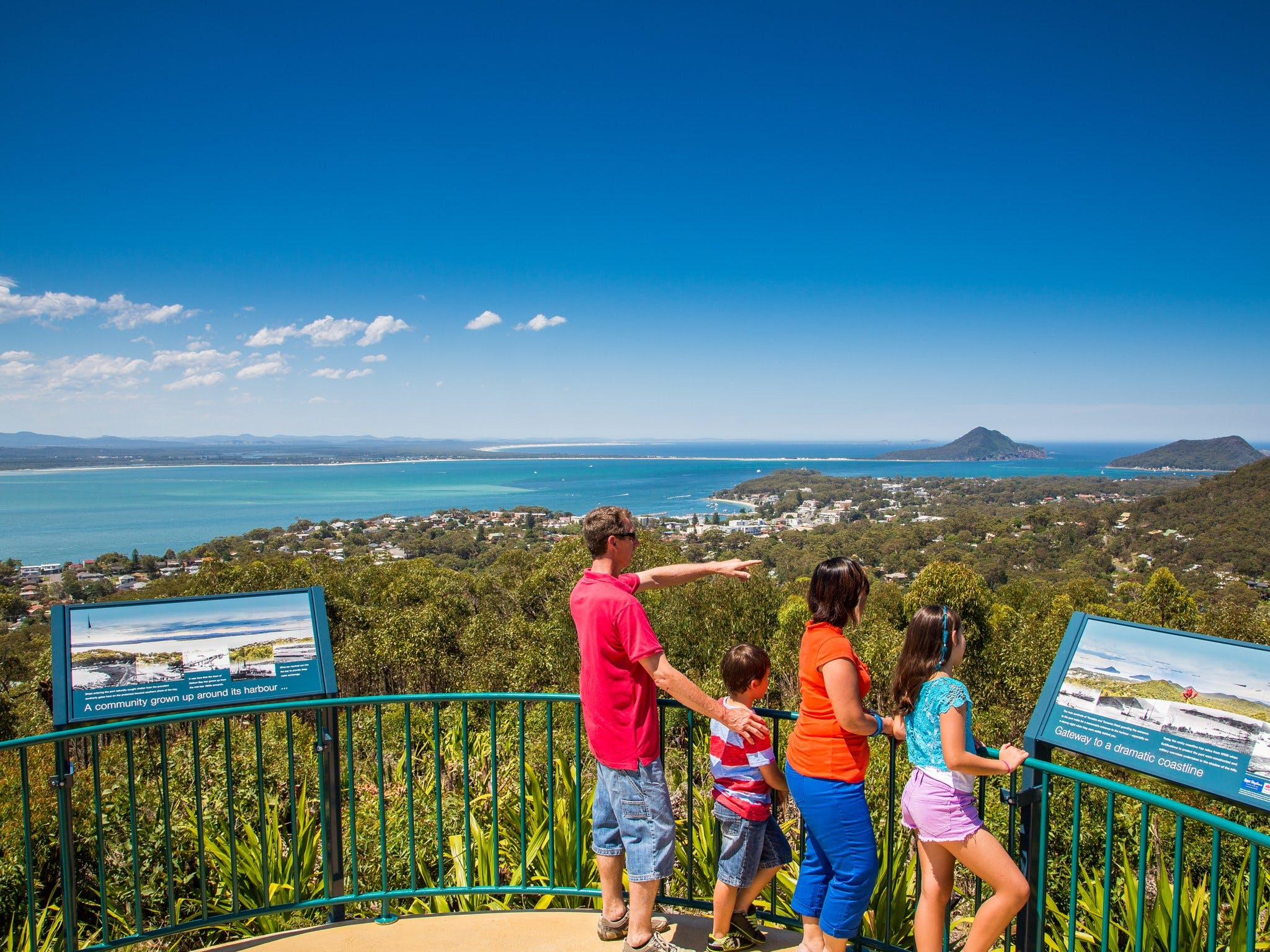 Gan Gan Hill Lookout - VIC Tourism