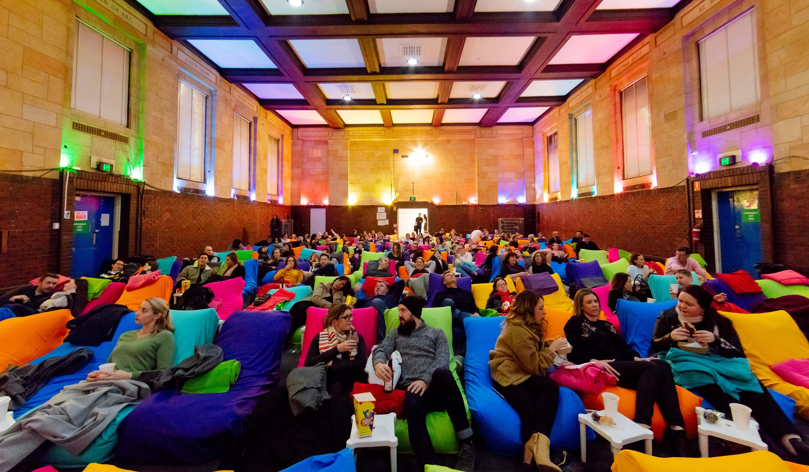Girls School Cinema - VIC Tourism