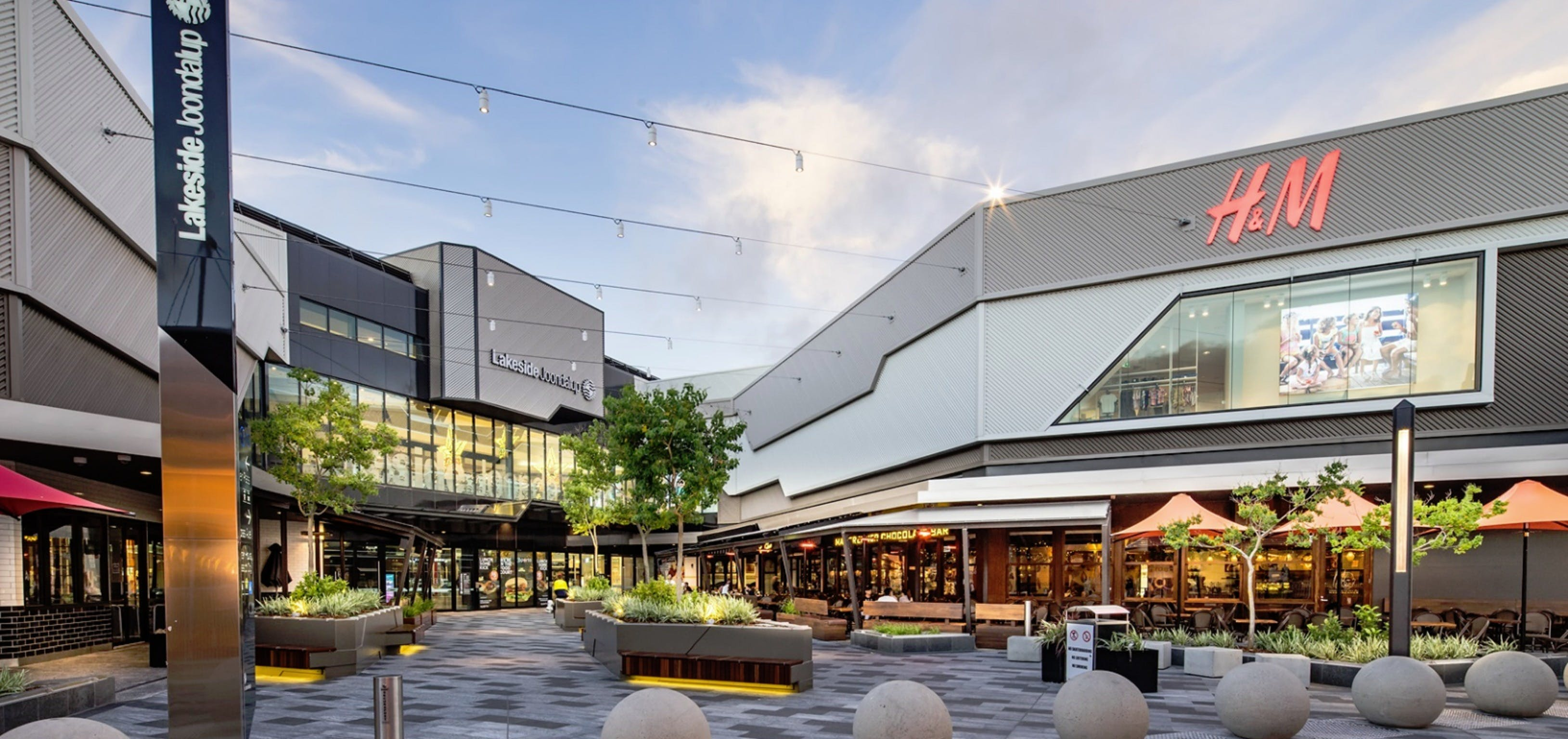 Lakeside Joondalup Shopping Centre - VIC Tourism