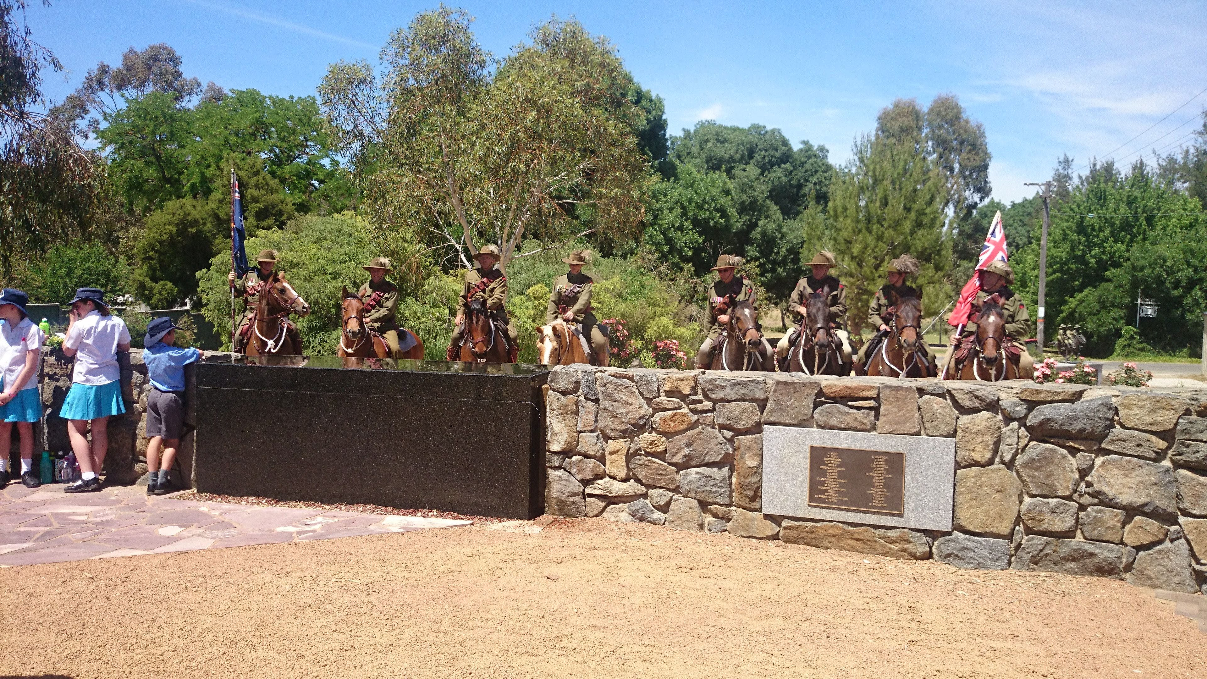Light Horse Memorial - VIC Tourism