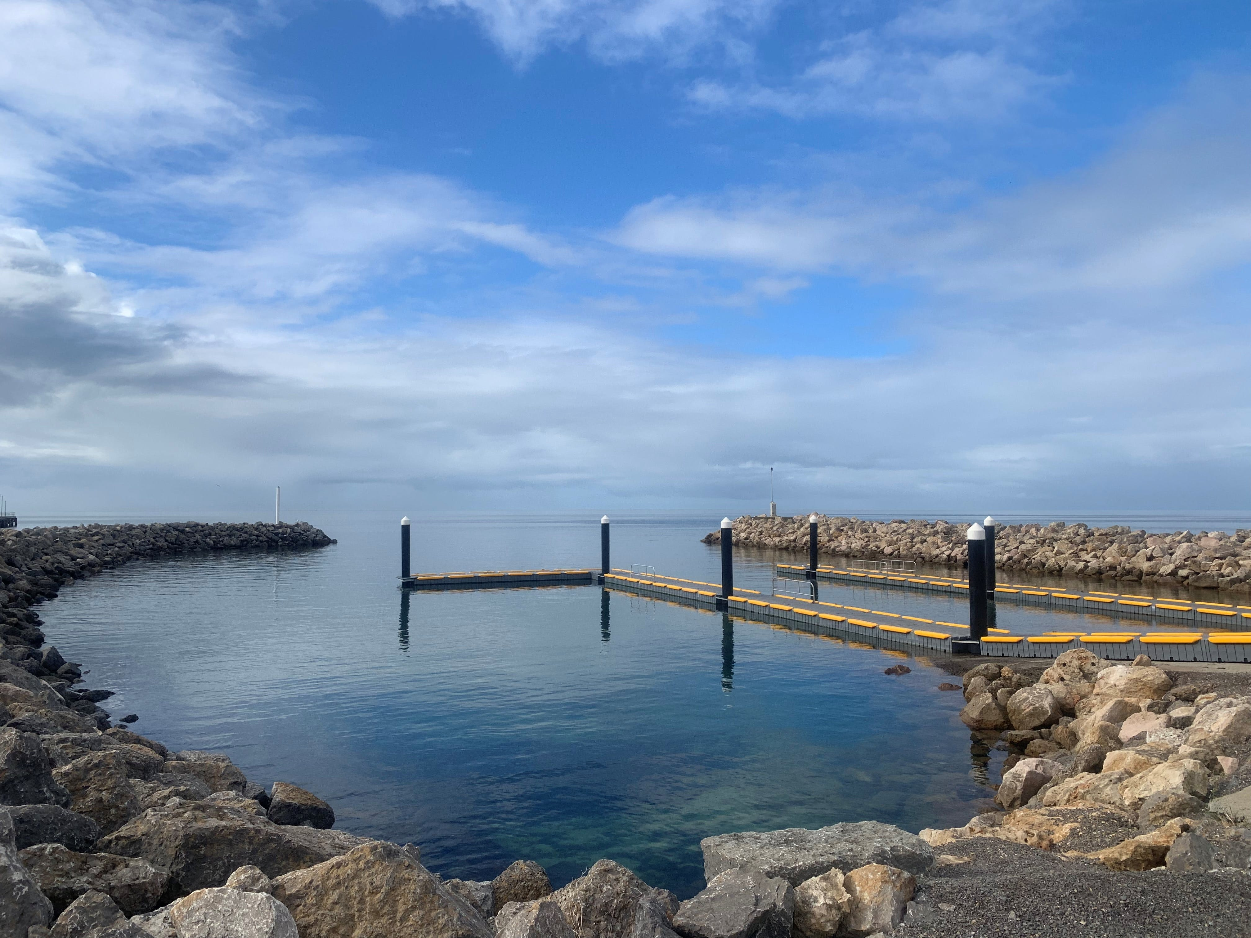 Stansbury Boat Ramp - VIC Tourism