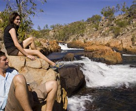 Crystal Falls - VIC Tourism
