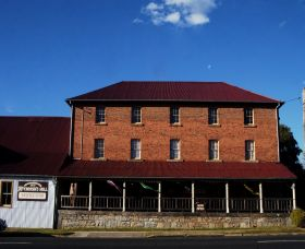 McCrossin's Mill Museum - VIC Tourism