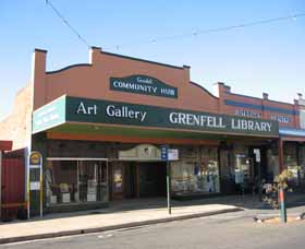 Grenfell Art Gallery - VIC Tourism