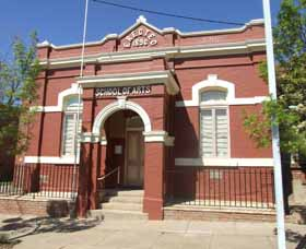 Grenfell Historical Museum - VIC Tourism