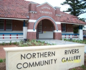 Northern Rivers Community Gallery - VIC Tourism