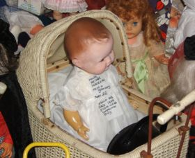 Little Darlings Doll Museum and Coffee Shop - VIC Tourism