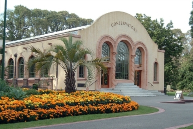 Conservatory - VIC Tourism