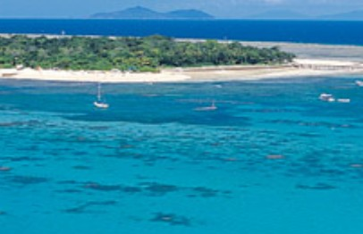 Cairns Seaplanes - VIC Tourism