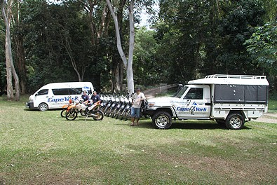 Cape York Motorcycle Adventures - VIC Tourism