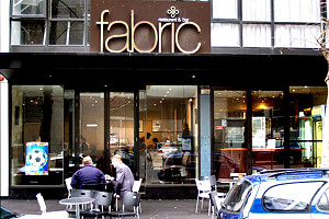 Fabric - VIC Tourism