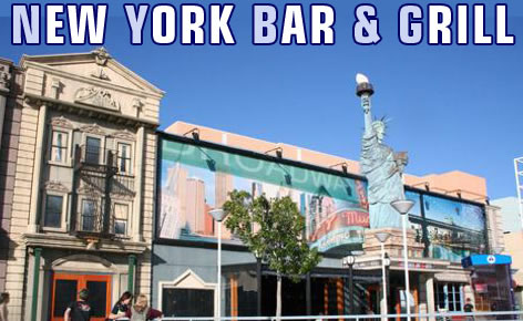 New York Bar & Grill - VIC Tourism