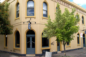 The College Lawn Hotel - VIC Tourism