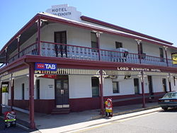 Lord Exmouth Hotel - VIC Tourism