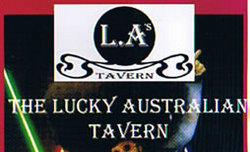 Lucky Australian Tavern - VIC Tourism