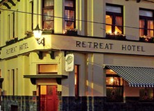 The Retreat Hotel - VIC Tourism
