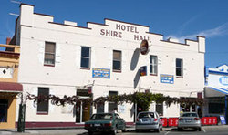 Shire Hall Hotel - VIC Tourism