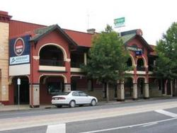 Commercial Hotel Benalla - VIC Tourism