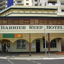The Barrier Reef Hotel - VIC Tourism