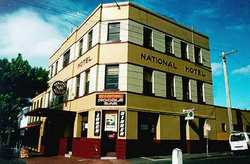 National Hotel Geelong - VIC Tourism