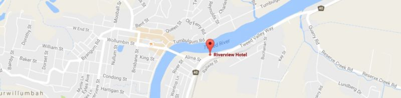 Riverview Hotel Tempe - VIC Tourism