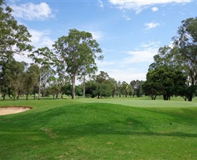 Singleton Golf Club - VIC Tourism