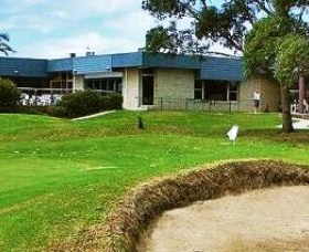 Vincentia Golf Club - VIC Tourism