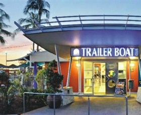 Darwin Trailer Boat Club - VIC Tourism