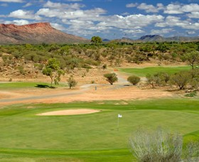Alice Springs Golf Club - VIC Tourism