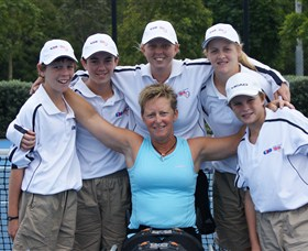 Kendall Tennis Club - VIC Tourism