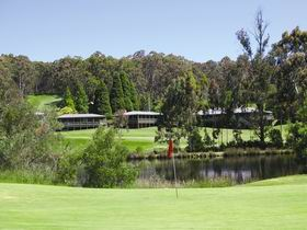 Mount Lofty Golf Club - VIC Tourism