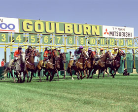 Goulburn and District Racing Club - VIC Tourism