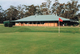 Echunga Golf Club Incorporated - VIC Tourism