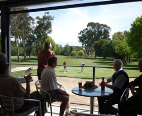 Queanbeyan Golf Club - VIC Tourism